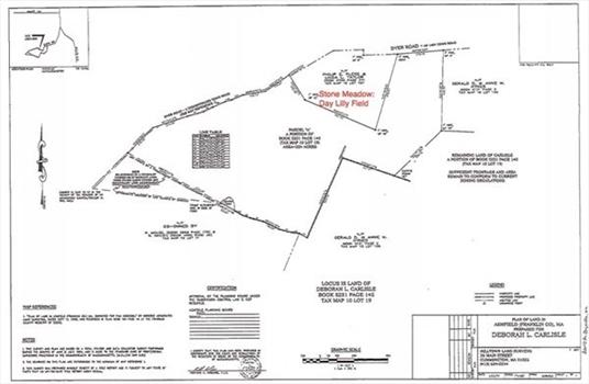 Lot 4 Dyer Road, Ashfield, MA: $99,900