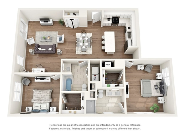 8 Greenleaf Place Melrose MA 02176