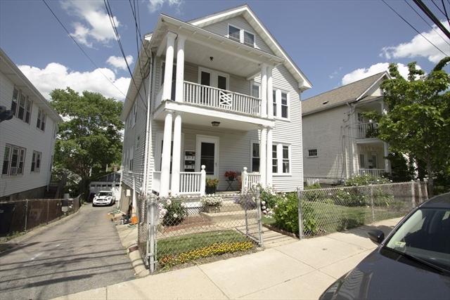 163 Cornell Street Boston MA 02131