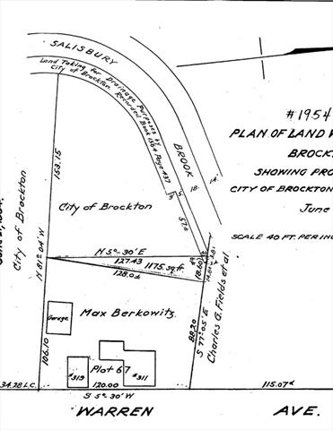 311 Warren Avenue Brockton MA 02301