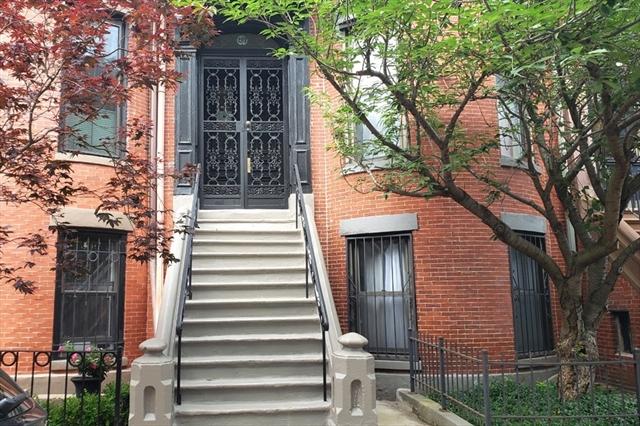 209 West Newton Street Boston MA 02116