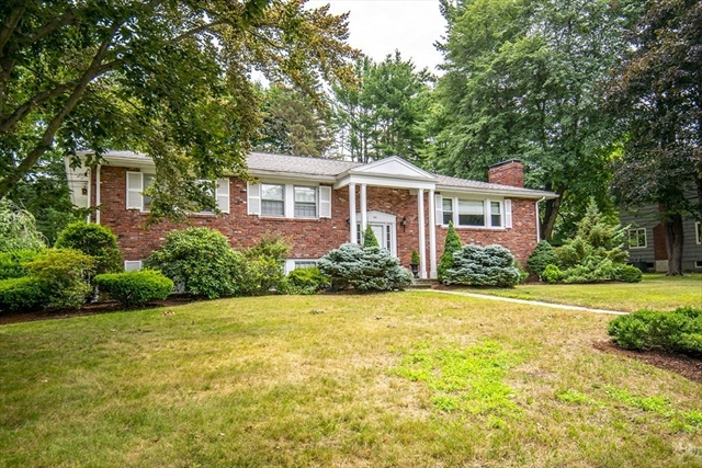 34 Rachel Rd, Newton, MA, 02459, Newton Center Home For Sale