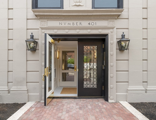 401 Beacon Street Boston MA 02115