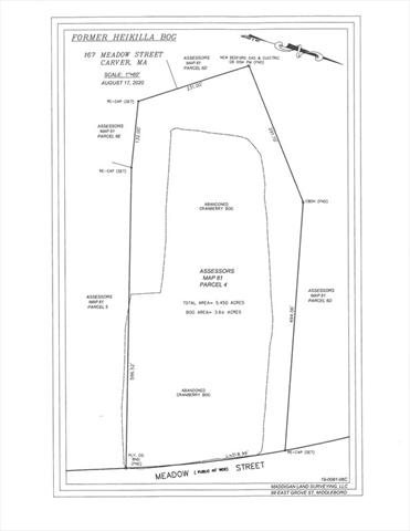 187 Meadow Street Carver MA 02330