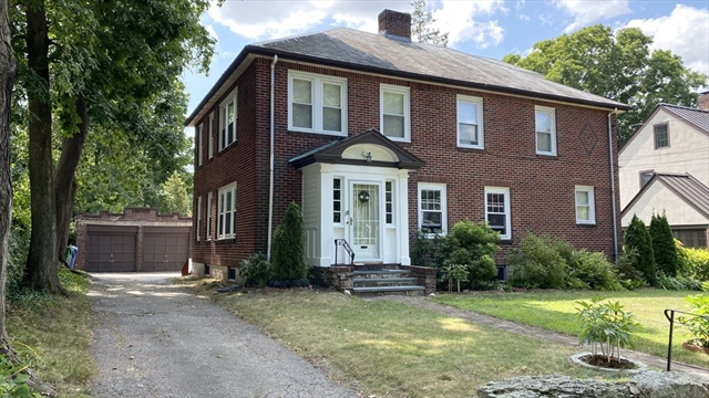 116-118 Elgin St, Newton, MA, 02459,  Home For Sale