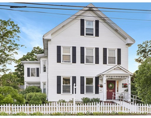Property for sale at 34 Bancroft Ave, Reading,  Massachusetts 01867