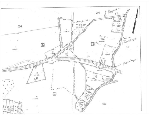 Carroll Hill Road Charlton MA 01507