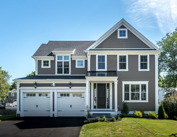 48 Hawthorn Avenue Needham MA 02492