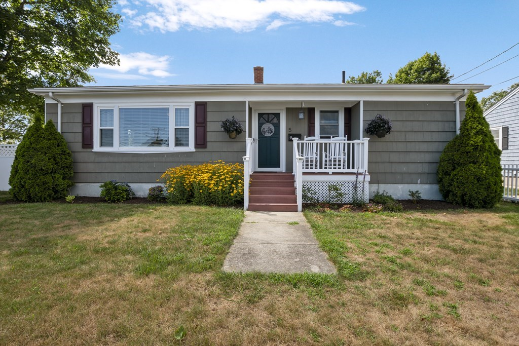**Highest and Best Due 8/25 By 12pm**Warm and Inviting Ranch On Corner Lot is a Must See! This Beautiful Home Features a Bright Kitchen, Generous Bedroom Sizes and Recently Updated Full Bath. Easy to Care For with Natural Gas, Town Water and Sewer. Back Yard is Fenced for Privacy Offering a Composite Deck, Off Street Parking and Storage Shed As Well As a Screened in Three Season Gazebo with Electricity; Ideal for Entertaining or Relaxing. Located Minutes from Highway and Buttonwood Park. Floor Plan Attached. Subject to Seller Finding Suitable Housing. First Showings will Be at Open House on 8/23 By Appointment Only.