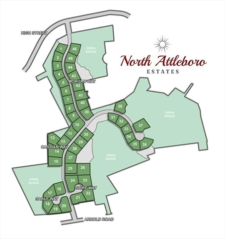 41 Caspian Way North Attleboro MA 02760