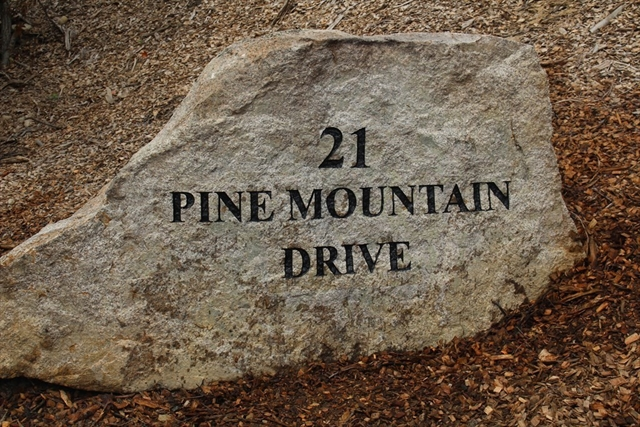 21 Pine Mountain Drive Plymouth MA 02360