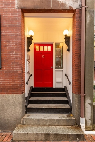 13 Park Street Boston MA 02129