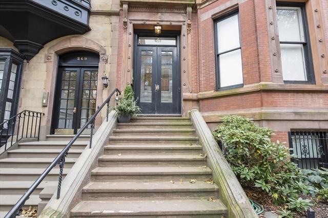 271 Beacon Street Boston MA 02116