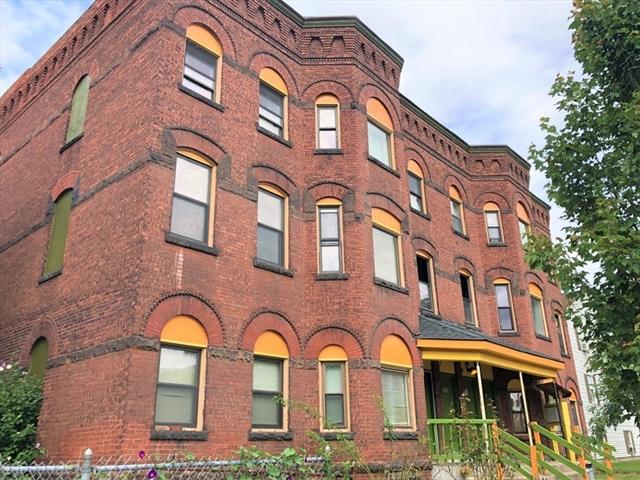 183 Chestnut Street Holyoke MA 01040