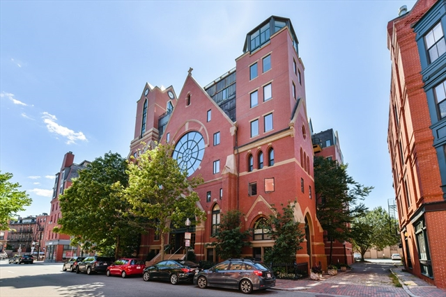 2 Clarendon Street Boston MA 02116