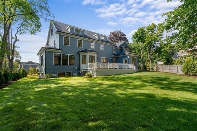 6 Clifton Road Newton MA 02459