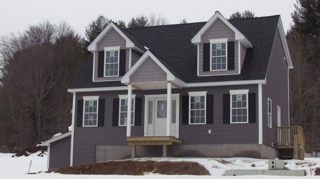 Lot 0 Oakham Road Barre MA 01005