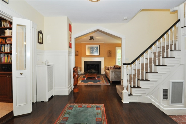 55 Huntington Road Newton MA 02458
