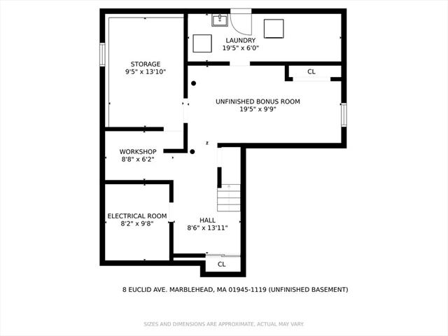 8 Euclid Avenue Marblehead MA 01945
