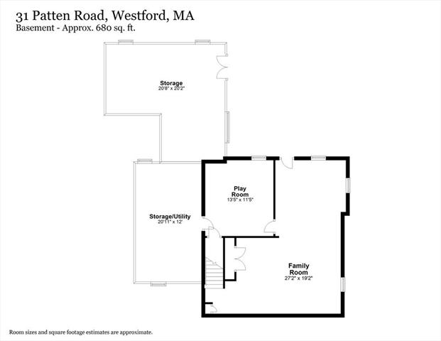 31 Patten Road Westford MA 01886