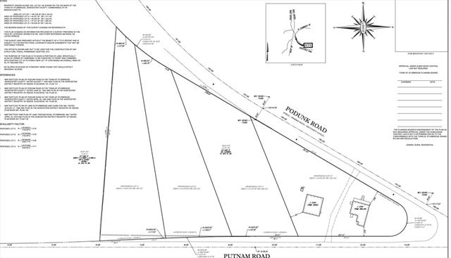 Lot B Putnam Road Sturbridge MA 01566