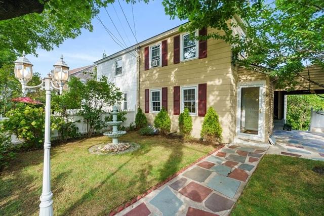 67 Sunnyside Avenue Arlington MA 02474