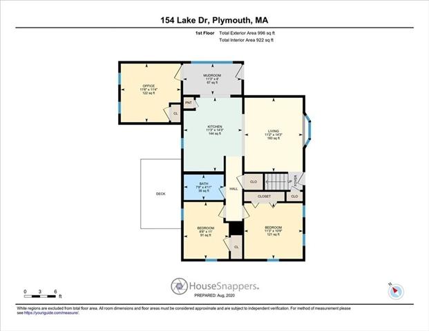 154 Lake Drive Plymouth MA 02360