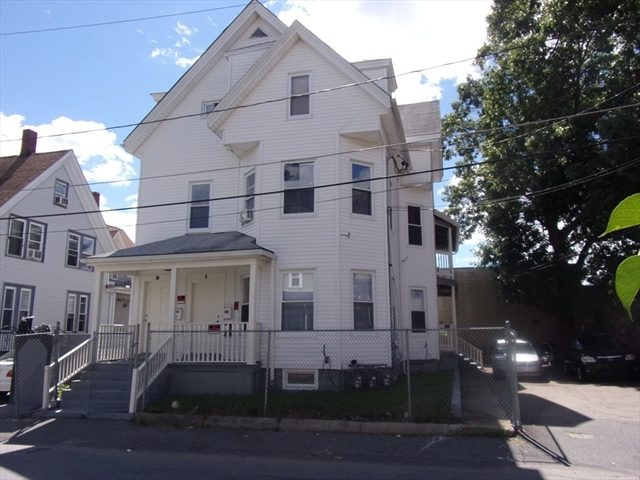 9 Somerset Place Brockton MA 02301