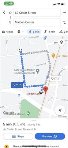 60 Cedar Street Malden MA 02148