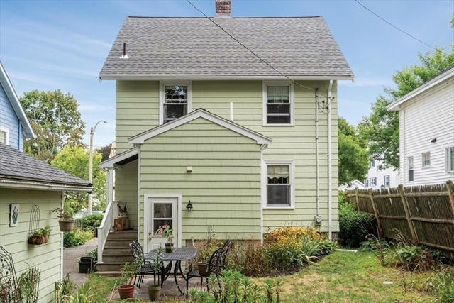 44 Avalon Road Boston MA 02132