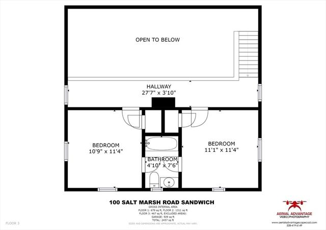 100 Salt Marsh Road Sandwich MA 02537