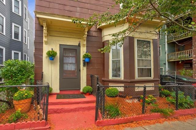 3 Grafton Street Boston MA 02125
