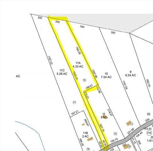 75 Town Farm Road Brookfield MA 01506