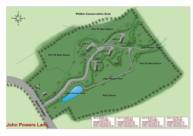 lot 3A John Powers Lane Bolton MA 01740