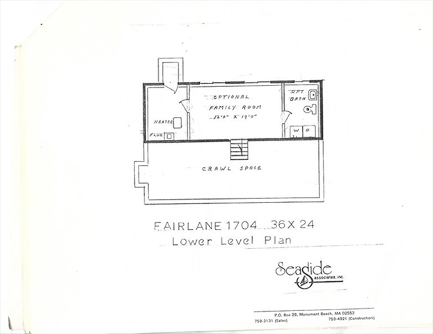 11 Sandy Lane Bourne MA 02532
