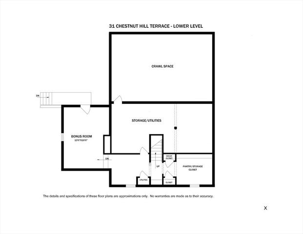 31 Chestnut Hill Terrace Newton MA 02467