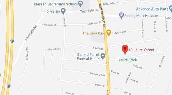 43 Laurel Street Holyoke MA 01040