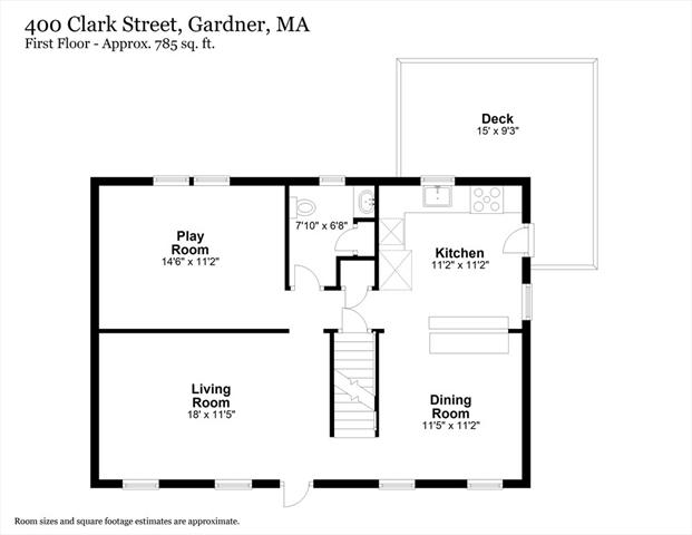 400 Clark Street Gardner MA 01440