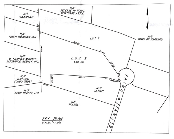 39 Glenview Dr, Lot 2 Harvard MA 01451