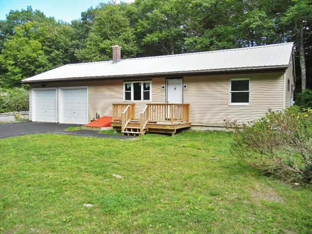 13 South Chesterfield Road Goshen MA 01032