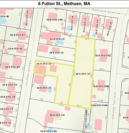 6 Fulton Street Methuen MA 01844