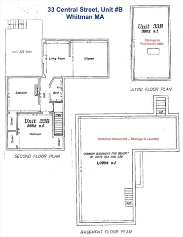 33 Central Street Whitman MA 02382