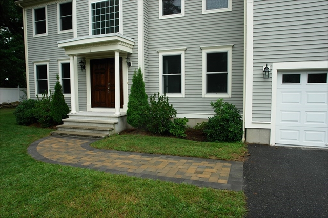 2 Holton Road Lexington MA 02421
