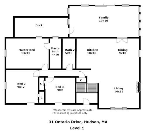 31 Ontario Drive Hudson MA 01749