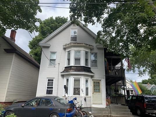 20-1/2 G St, Montague, MA<br>$269,000.00<br>0.15 Acres, Bedrooms