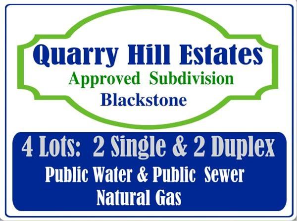 2-4-6-7 Quarry Hill Lane Blackstone MA 01504