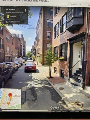 56 River Street Boston MA 02108