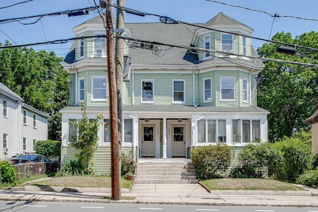 127-129 SUMMER STREET, Somerville, MA, 02143, Union Square Home For Sale