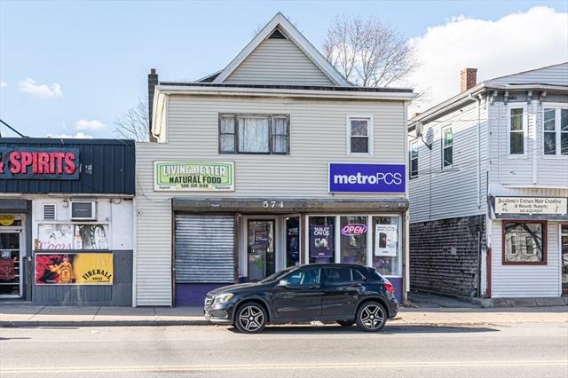574 N Main Street Brockton MA 02301