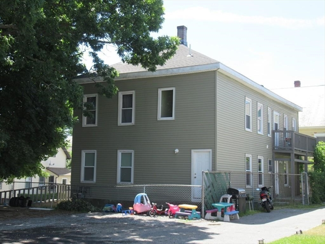 71-73 Boutelle Street Fitchburg MA 01420